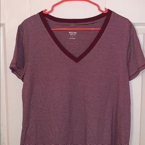 Striped t-shirt (4/$20)